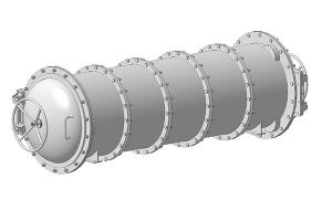 Проемные трубы с взрывоустойчивыми крышками (ПТВК)