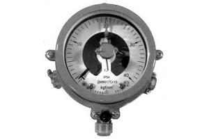 Манометр сигнализирующий ДМ8017Сг